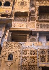 Rajasthan - Jaisalmer - Roof top restaurant-6