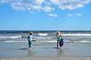 Into The Ocean (Joe Shlabotnik) Tags: july2017 higginsbeach boogieboard violet 2017 maine everett ocean beach afsdxvrzoomnikkor18105mmf3556ged