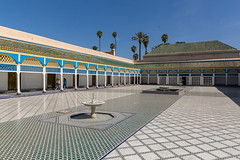 Bahia Palace (Hector16) Tags: africa october morocco lavilladesorangers unescoworldheritagesite المَغرِب northafrica مراكش berber marrakech kingdomofmorocco marrakesh marrakechtensiftalhaouz ma