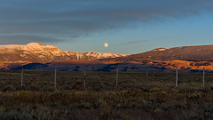 Jackson, Wyoming (Breck Miller) Tags: wyoming moon yellowstone grandteton nationalparks landscape america