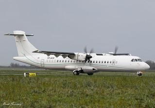 Aero4M ATR-72 S5-ACK