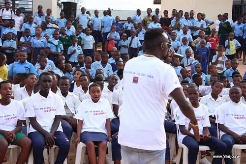 International Day of the Girl Child 2017: Rwanda