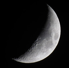 Waxing Crescent 31% of the Moon is Illuminated IMG_5397 (Ted_Roger_Karson) Tags: canonpowershotsx50hs northernillinois waxingcrescent canon powershot sx50 hs moonwatch moon capture shot waxing crescent raw jpeg 50x optical zoom gibbous northern illinois tonights test photo telephoto thisisexcellent twop telephotos solareclipse lunartics sx lunar sky tonightsmoon