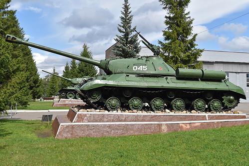Iosef Stalin 3 (IS-3M) '045' – Kubinka Tank Museum