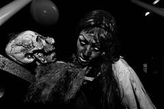 Halloween 2017 (Kurt Gritzan) Tags: gelsenkirchen nordrheinwestfalen nrw halloween geister zombie germany deutschland nikon nikond7100 d7100 kurt65 kurtgritzan gespenster party spas halloweengelsenkirchen portrait zombi tod blut halloweenhaus gruselspas gruselspasingelsenkirchen angst schrecken zombies horrow blood halloweeningelsenkirchen erschrecker menschen spass kostüme schminke verkleiden tv skull makeup dead scary art girl skullpainting dayofthedead schminken gespensterschminken girls sepia halloween2017 horror scare fright dread anxiété panic terreur gelsenkirchen2017 kultur zombiewalk