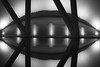 The eye of architecture 1 (Chris Utrecht) Tags: spanje valencia architecture blackandwhite lines curves calletrava