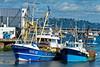 The Escort (Maskedmarble) Tags: devon brixham breakdown trawlers amy r e495 emlia jayne bm10