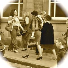 _DSC0111 (petelovespurple) Tags: 1940s 2017 wwii ww2 women wartimeweekend warweekend england ryedale reenactment yorkshire yesteryear uniforms unitedkingdomuk people petee pickering plp pickeringwartimeweekend pickeringwarweekend ladies landgirls lasses happy hats heels girls gentlemen gals fun furs fortiesweekend forties d90 dresses smiling stockings skirts sexy seamedstockings shoes seams army airforce navy costumes cosplay candid men nikon northyorkshire nylons nymr boots boys beautiful vintage vintagecars
