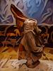 A Real Head Turner (Steve Taylor (Photography)) Tags: headless cloak art digital sculpture carving statue museum brown blue abstract uk gb england greatbritain unitedkingdom london pattern britishmuseum greek goddess marble