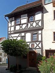 Bad Wimpfen - Haus Aff (1590)