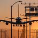 A China Southern A380 Lands at LAX