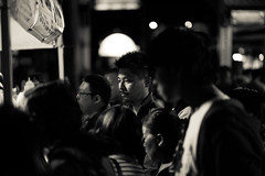 (bigboysdad) Tags: blackandwhite bw monotone monochrome street sydney chinatown nikon d800e 85mm