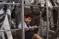 A beautiful mind (The.Expressionist) Tags: incredibleindia durgapuja dussehra indianculture incridbleindia indiainlove chennai festival hindu religious religion faith hope ritual monochrome boron sindurkhela bengali