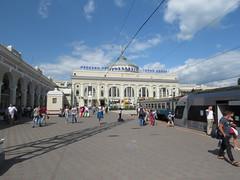 Odessa Central Station (kalevkevad) Tags: best flickr odessa odesa ukraine