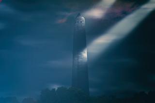 Bunker Hill Monument (Boston MA)