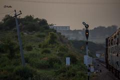 Kelamangalam Loop (Muthu 16674) Tags: railways indianrailways railfanning southernrailway easternghats