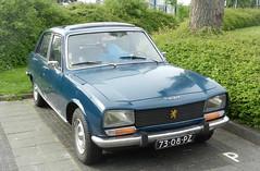 1971 Peugeot 504 73-08-PZ (Stollie1) Tags: 1971 peugeot 504 7308pz alkmaar
