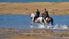 Al galope (allabar8769) Tags: agua caballos cantabria liencres mar personas playa playadelosarenales
