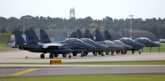 EAGLE`S AND RAPTOR`S (MANX NORTON) Tags: f22 raptor f35 lightning f15 eagle f16 falcon raf lakenheath