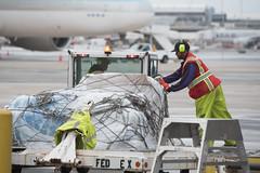 Governor Cuomo, MLB and Carlos Beltran Foundation Deliver Major Shipment of Supplies to Puerto Rico (governorandrewcuomo) Tags: berniewilliams puertorico jfk majorleaguebaseball newyork ny
