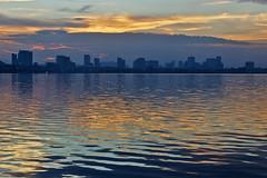 DSCF0886 (ngocnta.1311) Tags: landscape vietnamlandscape sunset lakeview lake