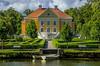 rear view of palmse manor, estonia