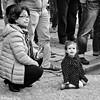 DSCN4076 (Akbar Simonse) Tags: zoetermeer holland netherlands nederland streetphotography streetshot street straat straatfotografie straatfoto people candid kid woman smartphone vierkant square zwartwit bw blancoynegro bn monochrome akbarsimonse child