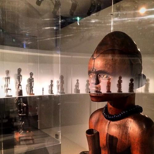 #lesforetsnatales @quaibranly #paris #art #africanart #reflection #museum #tw