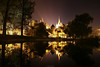 Postcard from Budapest (Yannis Raf) Tags: canon canon6d 6d ef24105mmf4 reflections longexposure nightphotography nightlights budapest hungary castle vajdahunyad photography