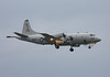 P-3C 159326 (Rod Martins) Tags: p3c rafmildenhall orion runway11 159326 vp46 19th october 2017 props propblur propellors approach