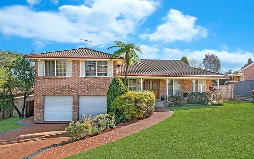 32 Battlement Crescent, Castle Hill NSW