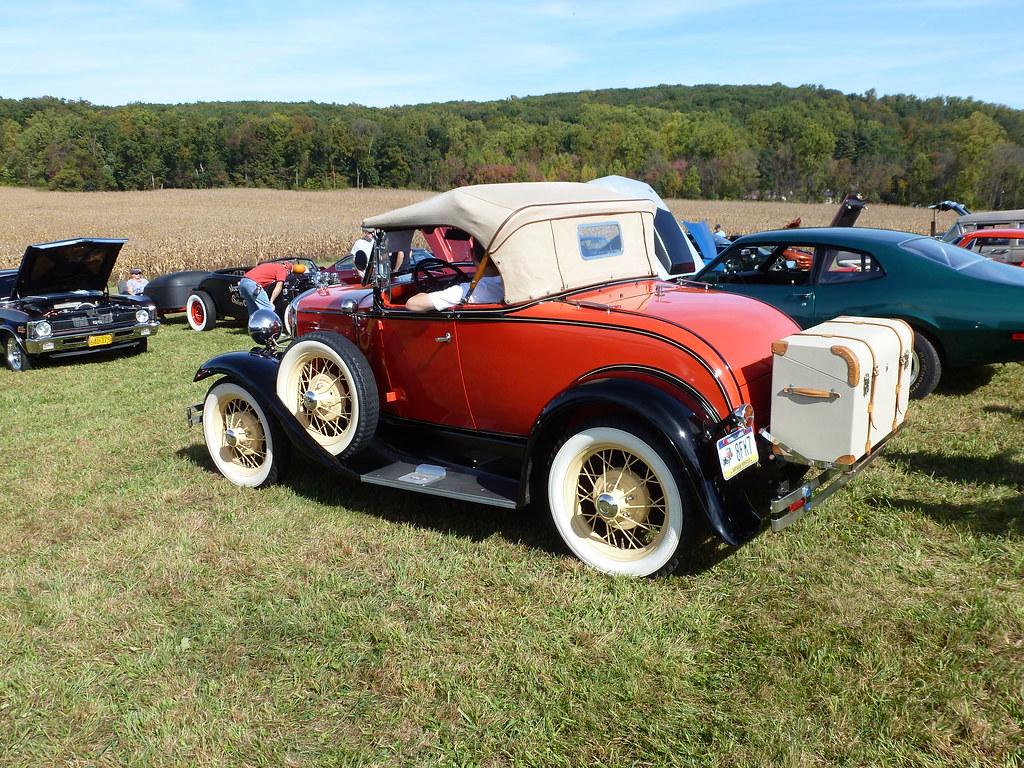 Wilcox Farms Car Show