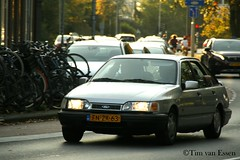 Ford Sierra - 1992 (timvanessen) Tags: fnzx63 automaat automatic aut