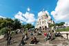 DSC03182sf (M_Johns) Tags: 蒙馬特 montmartre 聖心堂 basilique du sacre coeur paris overseaweddings mjohns engagement prewedding