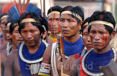 Xikrin (pguiraud) Tags: sergeguiraud zoé yawalapiti kayapo xikrin brésil brasil brazil tribu tribe ethnie ethnic amazonie amazon amazone indio indien indian forêttropicale portrait artducorps labret ornementcorporel plateaulabial para indiensisolés indiosisolodos