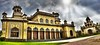 Chowmahalla Palace Panorama (sharad.bapat) Tags: chowmahallapalace chowmahalla palace hyderabad india nizam monuments asafjahi architecture panorama stitched unesco culture unseenindia incredibleindia travel love buildings awesome art khilwatmubarak neoclassical sky building