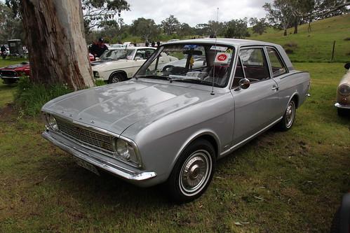 1969 Ford Mk II Cortina 240 Saloon