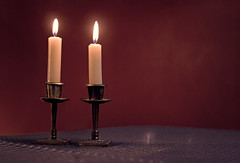 Ritual all aglow (jkotrub) Tags: ritual faith indoors inside evening fire burn warm candle candlelight light warmth tradition shabbat composition bokeh minimal simplicity dinner burning jewish negativespace