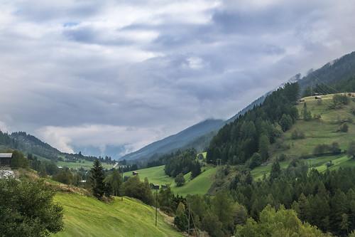 Upper Rhone Valley