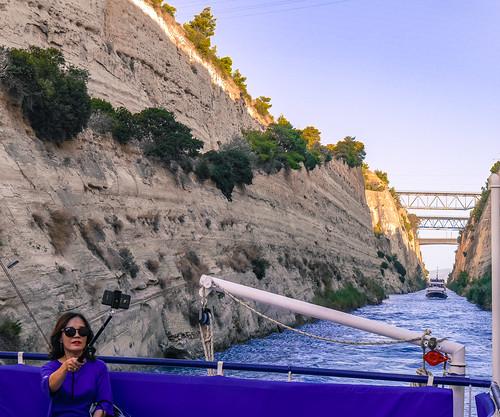 Ισθμία - Isthmia / Διώρυγα της Κορίνθου - Corinth Canal