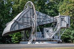 Horn Antenna-Holmdel,NJ (jkazalis) Tags: bigbang cosmology belllabs