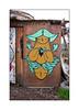 Street Art (Mowcka), East London, England. (Joseph O'Malley64) Tags: mowcka streetartist streetart urbanart publicart freeart graffiti eastlondon eastend london england uk britain british greatbritain art artist artistry artwork mural muralist
