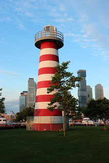 Lefrak Point Lighthouse