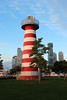 Lefrak Point Lighthouse (russ david) Tags: lefrak point lighthouse jersey city new nj architecture june 2017