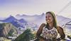 O Rio de Janeiro continua lindo! (fernandafgomes) Tags: nikond3300 nikon 1855mm brasil rj riodejaneiro errejota woman mulher sister irma paodeacucar sugarloaf bondinho
