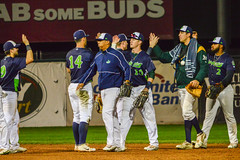 DSC_4179_edited (g.bessette928) Tags: mahoning valley scrappers mahoningvalleyscrappers cleveland indians clevelandindians centennial field centennialfield oakland athletics oaklandathletics as vermontlakemonsters vermont lake monsters baseball new yorkpenn league newyorkpennleague playoffs 2017