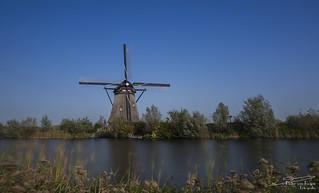 Windmill Overwaard No. 2, Kinderdijk