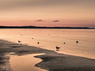 Ostsee Sonnenuntergang (Sunset)