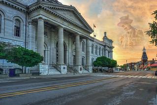Kingston  Sunrise- In Memory of Gord Downie