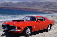 1970 Ford Mustang Boss 429 1/24 diecast made by M2 Machines (rigavimon) Tags: ford mustang boss 429 1970 diecast miniaturas 124 antofagasta m2